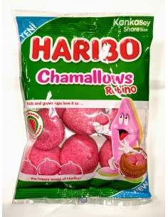 Chamallows rubino 70gr