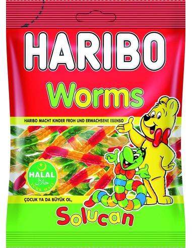 Haribo Wormen 80gr