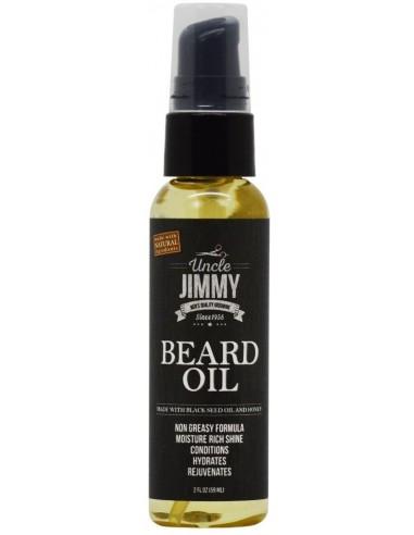 Uncle jimmy - baard olie 59ml