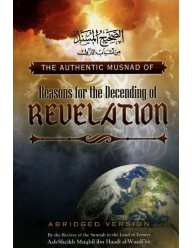 The Authentic musnad of reasons for...