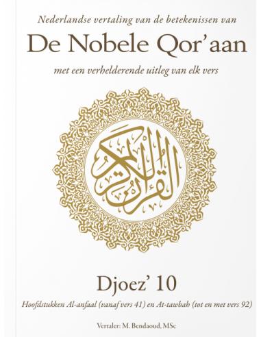 Nederlandse vertaling van de...