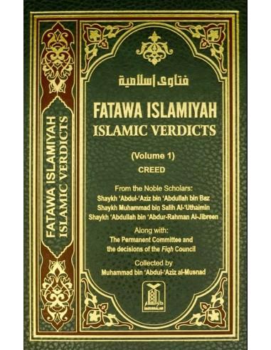 Fatawah Islamiyah (volume set 1-8)