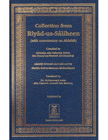 Collection from Riyad us Saliheen :...