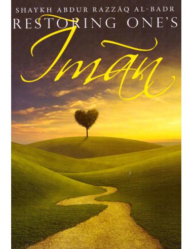 Restoring One's Iman