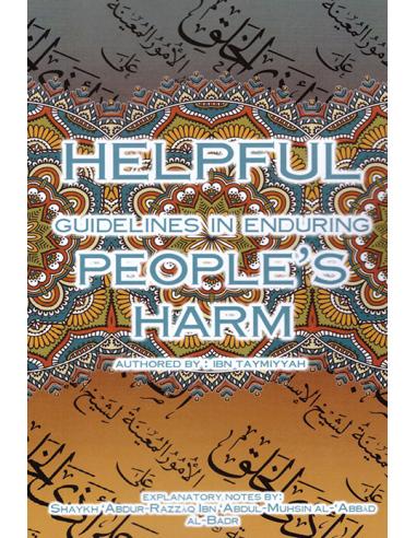 Helpful guidelines in enduring...