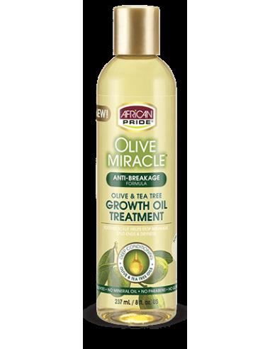 Olive Miracle Olive & tea tree growth...