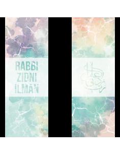 Boekenlegger 'Rabbi zidni...