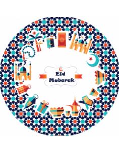Eid Mubarak Bordjes...