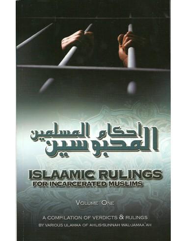 Islamic rulings for incarcerated Muslims