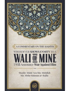 A commentary on the hadith...
